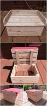 Patio Furniture Made With Pallets by 25 Best Pallet Seating Ideas On Pinterest Pallet Couch Outdoor