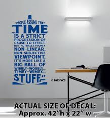 Me To You Wall Stickers Gift Search Doctor Who Wall Decor Vinyl Decal