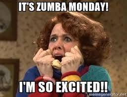 Zumba Meme - cathie bazner zumba instructor in mount dora fl home facebook