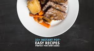 33 easy instant pot recipes perfect for new users pressure