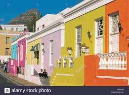 painted houses brightly painted houses in malay quarter bo kaap above cape cape