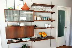 kitchen open shelves ideas shelving ideas for kitchen cabinet shelves decorating ideas