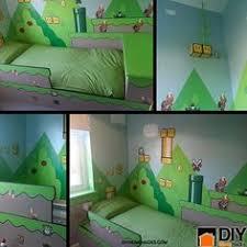 chambre mario bros une chambre de bébé aux couleurs de mario bros chambre enfants