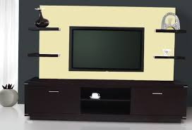 decorating ideas for tv wall small bedroom with chic and modern