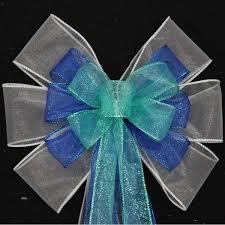 Royal Blue Wedding Royal Blue Wedding Bows Package Perfect Bows