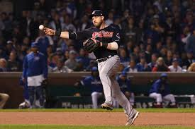cleveland indians 10 bold predictions for the 2017 season oct 29 2016 chicago il usa cleveland indians second baseman jason kipnis 22 throws out chicago cubs third baseman kris bryant not pictured on a