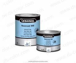 lesonal wb car paint
