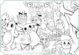 coloring pages for pokemon characters pokemon characters coloring pages coloring pages characters