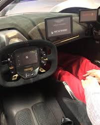 aston martin cars interior aston martin valkyrie has an insanely large diffuser and basic