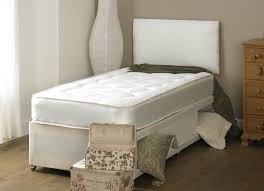 Single Divan Bed With Drawers And Mattress by Double Deep Quilt 4ft6 Divan Bed And Mattress Headboard