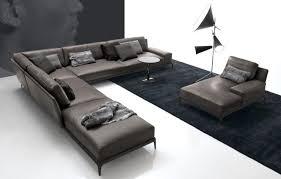 canape modulaire 20 design de canapé modulaire en cuir confortable designdemaison