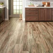 what color of vinyl plank flooring goes with honey oak cabinets vinyl flooring the home depot