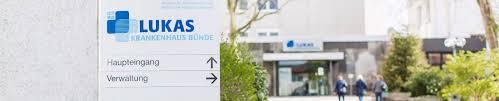 Herzklinik Bad Oeynhausen Startseite Lukas Krankenhaus Bünde