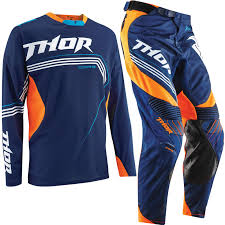 thor motocross boots thor core 2015 bend navy fluorescent orange mx jersey and pants