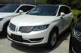 lincoln sports car lincoln mkx wikipedia