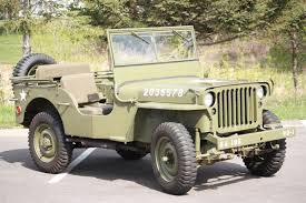 jeep willys truck lifted willys