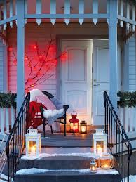 Outdoor Metal Christmas Decorations by Outdoor Christmas Decoration Ideas 30 Simple Displays