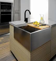 sink in kitchen island you ve never seen a kitchen island sink like this