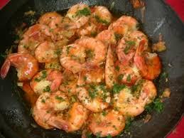 cari de crevettes ou gambas recette iterroir