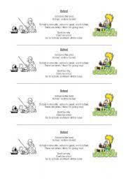 english teaching worksheets poems