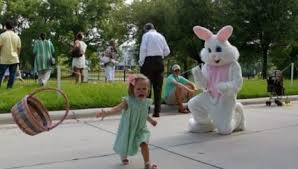 Cute Easter Meme - the best pictures of creepy easter bunnies scaring the chocolate