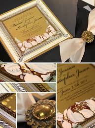 regency wedding invitations vintage wedding invitation