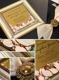 regency wedding invitations vintage wedding invitation