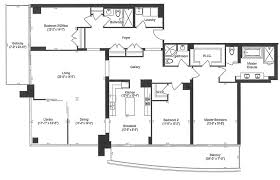 3 bedroom condos 88 davenport rd condo 2 3 bedrooms floor plans 2637 square feet