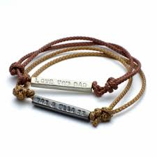Keepsake Items Mens Personalised Handmade Jewellery L Unique Bespoke Keepsake