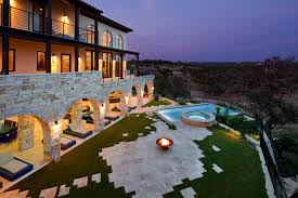 stone mansion floor plans pool deck designs and options diy