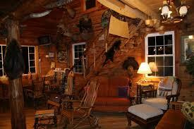 aesthetics of the log cabin
