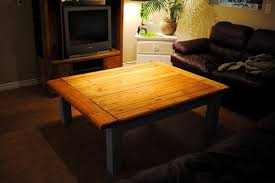 Hardwood Coffee Table Ana White Tryde Coffee Table Diy Projects