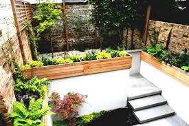 Back Garden Ideas Amazing Small Back Garden Ideas Decking Great Design Gossipsecom