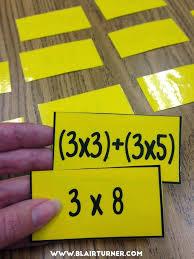 3rd grade math centers 3 oa 4 reinforce multiplication