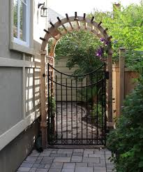 arbor designs ideas landscape traditional with garden entry