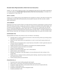 Resume For Sales Representative Jobs by Outside Sales Executive Resume Sample By Resume7 Resume Templates