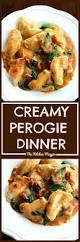 creamy perogie dinner the kitchen magpie creamy perogie dinner from kitchenmagpie