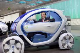 renault twizy blue renault confirms production of all electric twizy and zoe z e