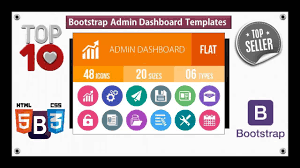 top 10 responsive bootstrap dashboard templates for websites youtube