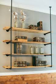 Kitchen Wall Shelving Units 20 Diy Floating Shelves Shelving Solutions Shelving Ideas And