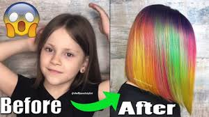 new haircut and color transformation compilation 2017 part 10