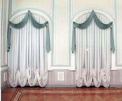 Curtain Ideas For Curved Windows 30 Stunning Arched Window Curtains And Treatment Ideas