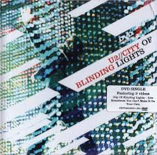 The Blinding Light Lyrics U2 City Of Blinding Lights Dvd At Discogs