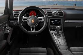 porsche atlanta interior porsche cayman s exclusive edition adds special trim inside and out