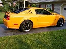 2010 Mustang Black Rims Mustang Bullitt Black Wheel 17x8 05 14 V6 05 10 Gt Free