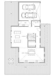 modern home floorplans modern houses 10 home plan ch236 png diseño modern
