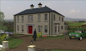 irish country style house plans home design and style