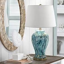 Small Blue Desk Lamp Blue Table Lamps Lamps Plus