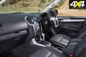 jeep arctic interior 2016 isuzu d max at35 review 4x4 australia