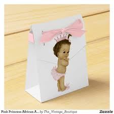 elegant pink african american baby shower card zazzle african